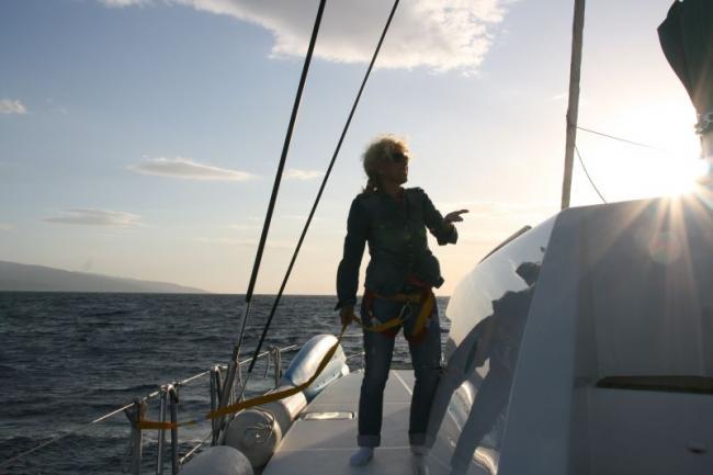 Безопасность на яхте - превыше всего!