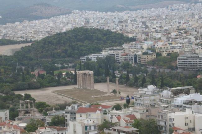 И снова Афины