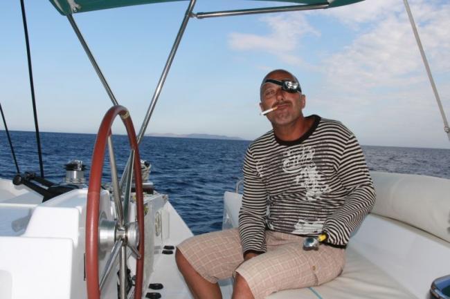 Пираты на яхте :)