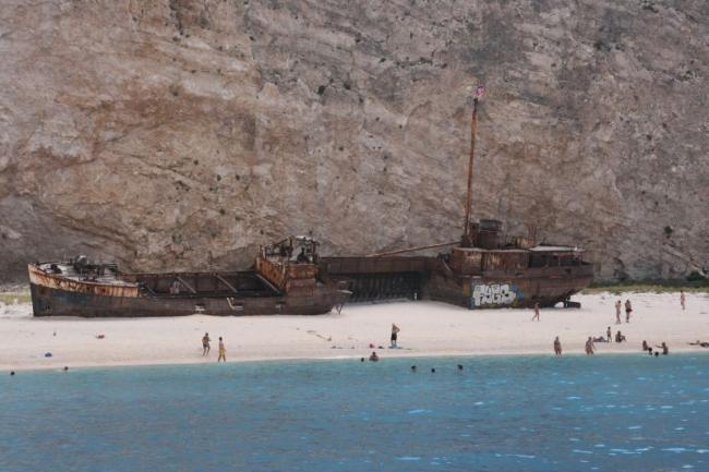 Шипрек (Shipwreck)