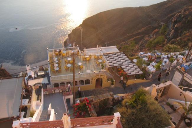 Santorini… Igen!