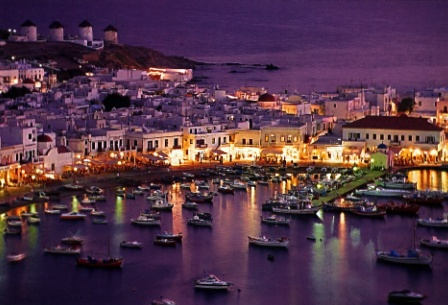 Nightlife in Mykonos